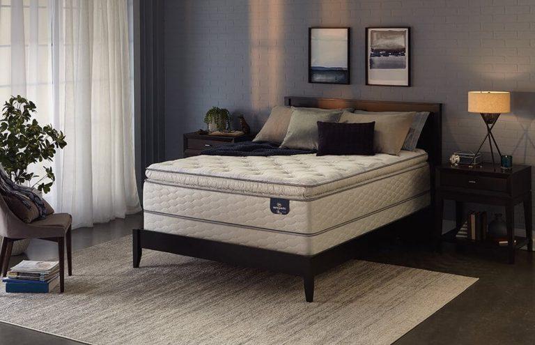 Best mattress-Sertapedic Super Innerspring Mattress