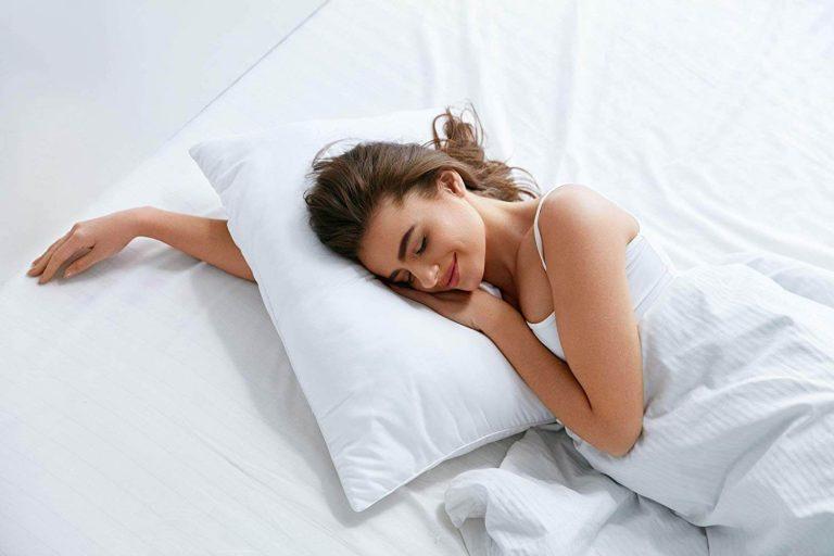 Continental Bedding P550-Q-SOFT Premium 100% White Goose Pillow