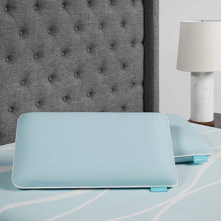 TEMPUR-ProForm + Cooling ProHi Pillow, Memory Foam