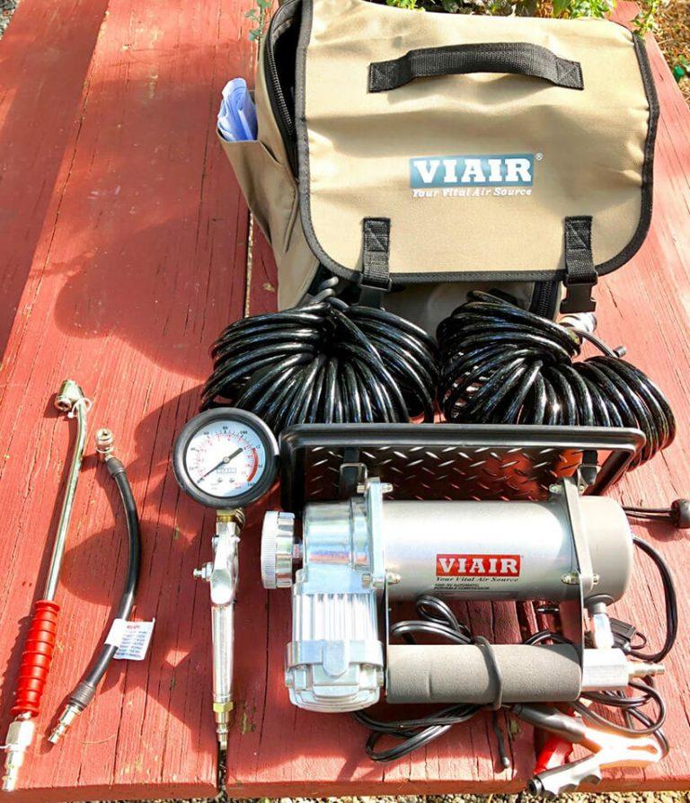 Viair 400P-RV Portable Compressor Reviews: Recommend for Your RV