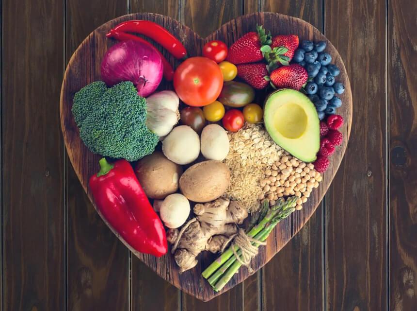 Eat Fiber-Rich Foods